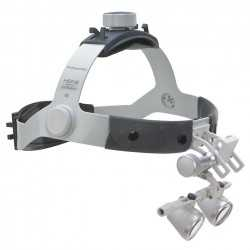 HEINE HR 2.5x/340 loupes on Professional L Headband