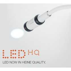 HEINE EL 10 LED Examination Light with wall mount