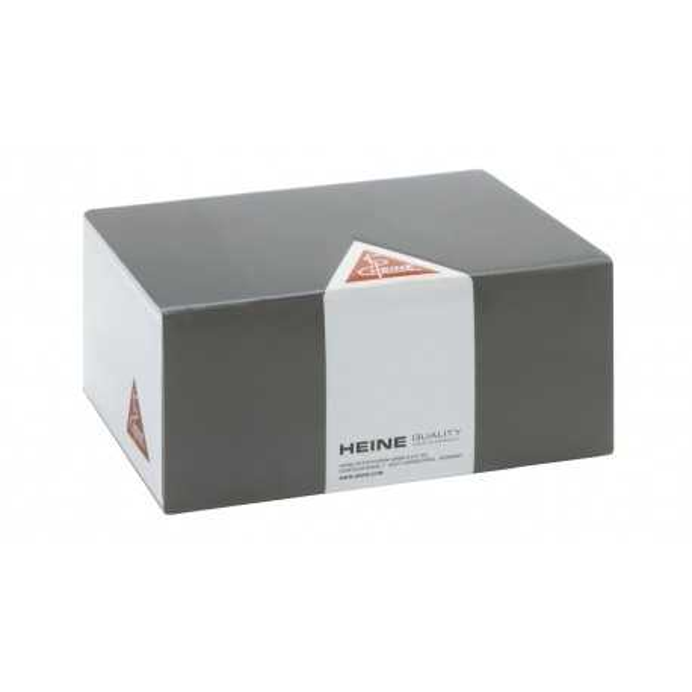 HEINE Pack de 100 languettes en plastique jetables