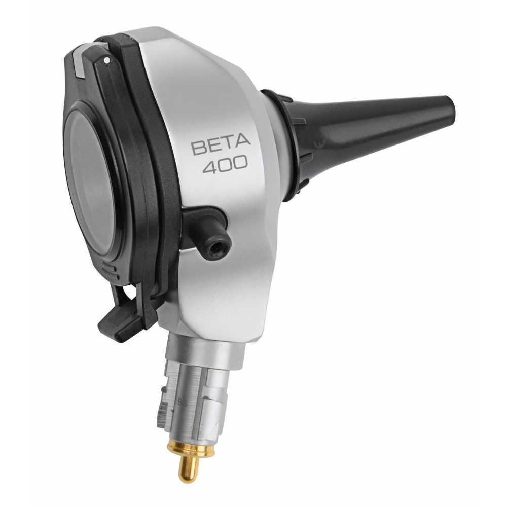 HEINE BETA 400 F.O. Otoscope with Tips