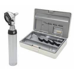 Ensemble d'otoscopes HEINE BETA 200 avec poignée à pile BETA