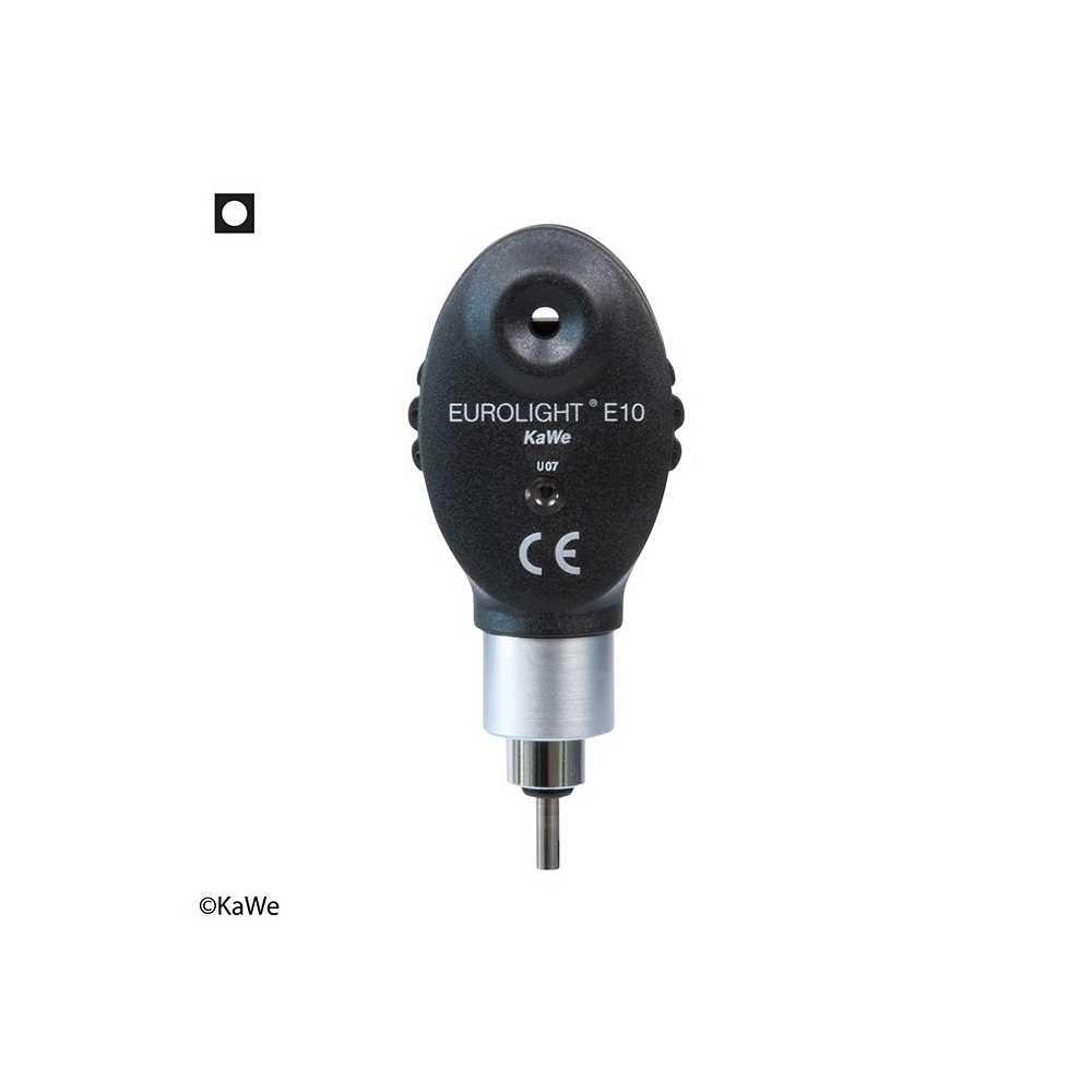 Cabeça de oftalmoscópio KaWe EUROLIGHT E10
