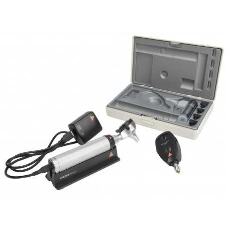 HEINE BETA 400 F.O. Diagnostic Set + BETA 4 USB