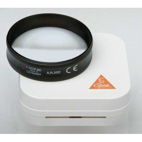 HEINE Aspheric Ophthalmoscopy Lens