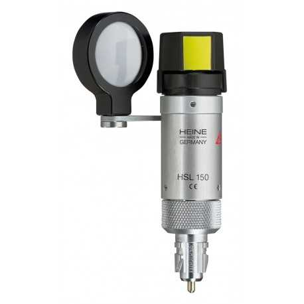 Lámpara de hendidura portátil HEINE HSL 150