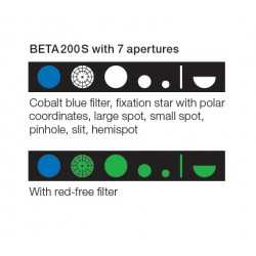 HEINE BETA 200S Ophthalmoskop