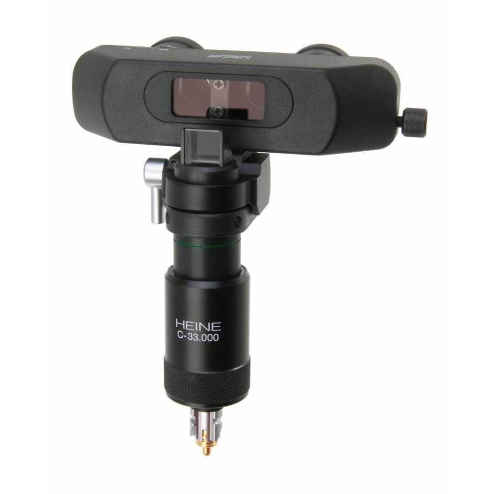Oftalmoscopio indirecto portátil HEINE BINOCULAR