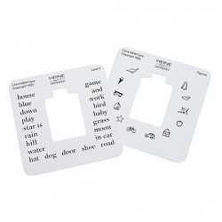 BETA 200 Streak Retinoscope Fixation cards