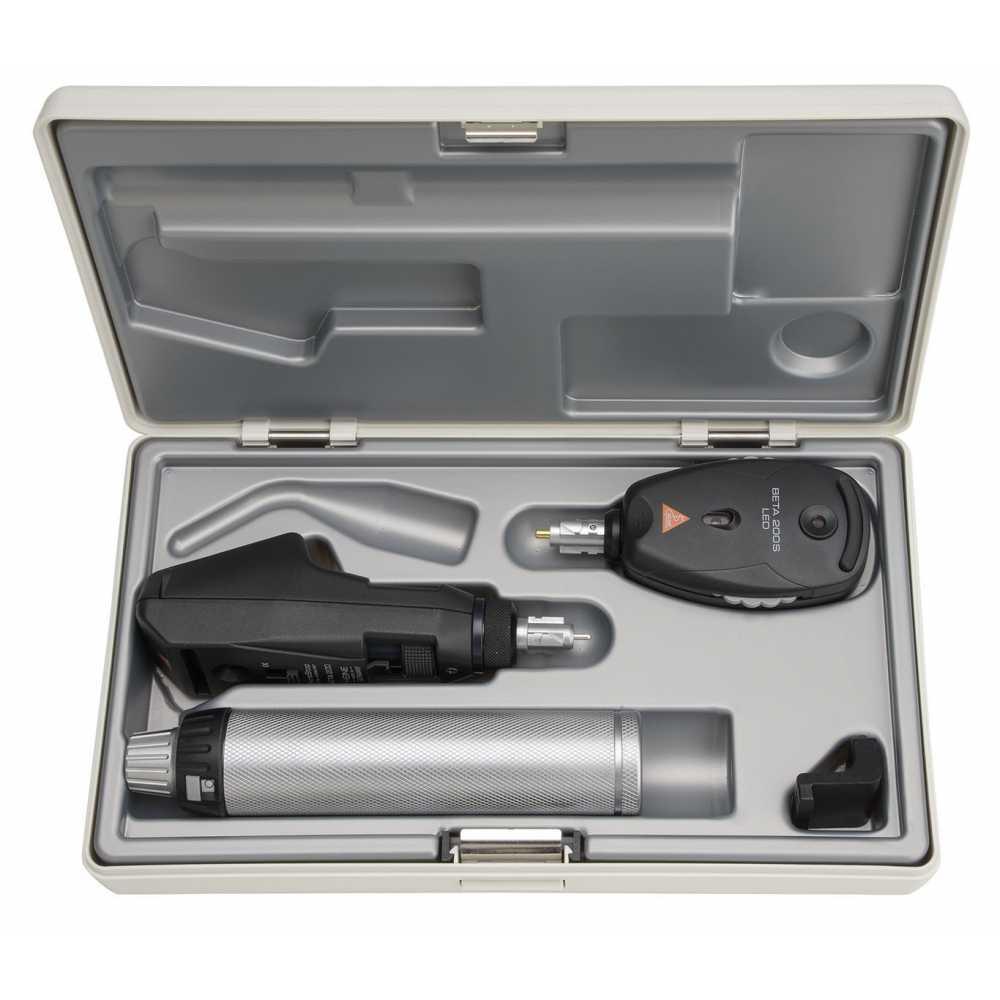 Kit de diagnostic ophtalmique HEINE BETA 200 S LED