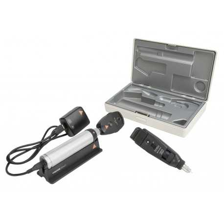 Kit de diagnostic ophtalmique HEINE BETA 200 BETA 4 USB +