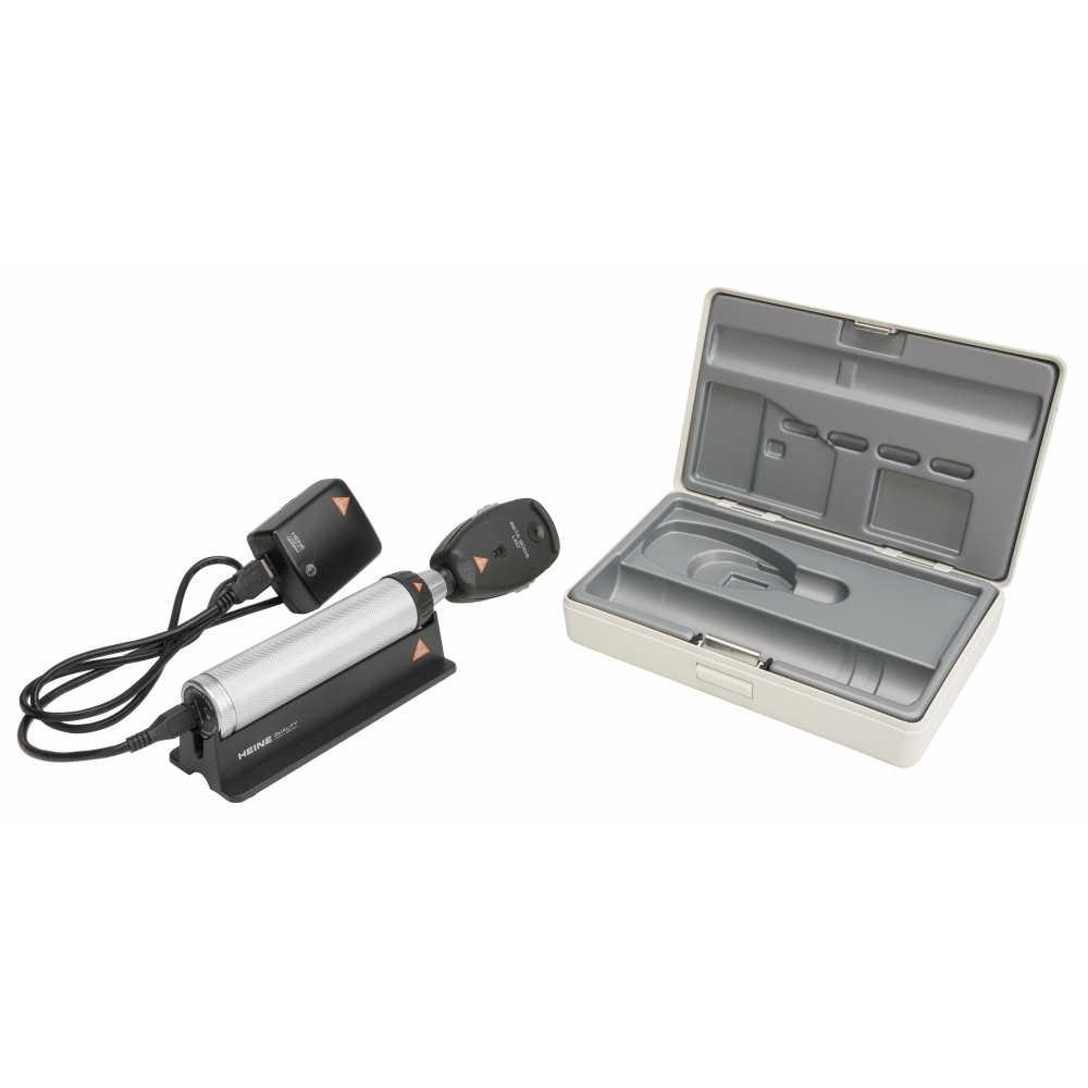HEINE BETA 200 S LED Ophthalmoscope Set BETA 4 USB+