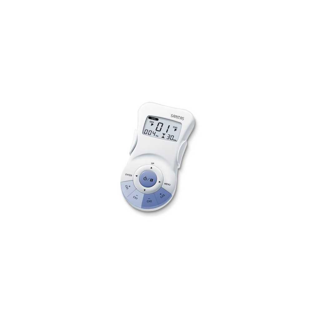 Sanitas SEM 40 - Unidad digital EMS / TENS