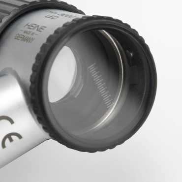 Dermatoscope HEINE mini 3000 LED avec poignée et balance