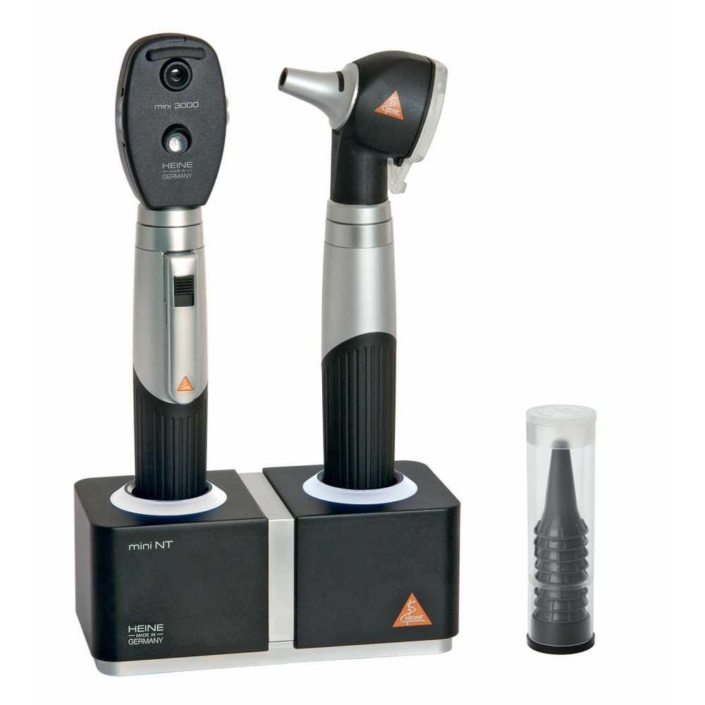 Kit rechargeable de diagnostic HEINE mini 3000