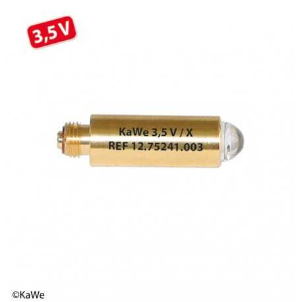 KaWe Xenon bulb 3.5V