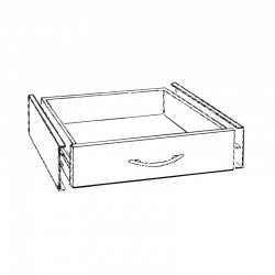 HAEBERLE Drawer for Variocar 90