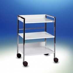 HAEBERLE Variocar 60 shelf trolley 830 mm