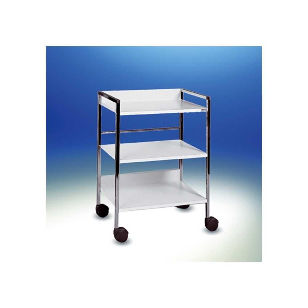 HAEBERLE Variocar 60 shelf trolley 830 mm