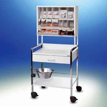 HAEBERLE Variocar 60 treatment trolley