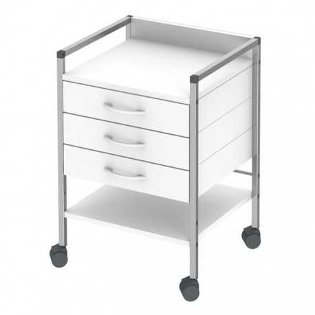 HAEBERLE Variocar-Viva 45 basic trolley 3 drawers