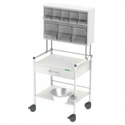 HAEBERLE 08/16 treatment trolley 60 PicBox multi