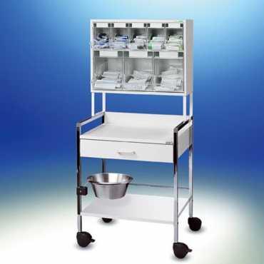 Carro de tratamiento HAEBERLE Variocar 60 PicBox multi