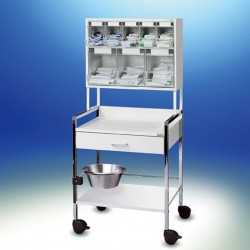 HAEBERLE Variocar 60 treatment trolley PicBox multi