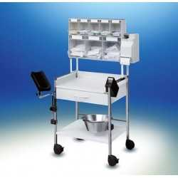 Chariot d'injection HAEBERLE Variocar 60 PicBox Plus