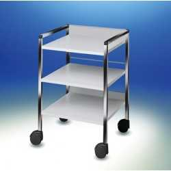 HAEBERLE Variocar 45 shelf trolley 830 mm high