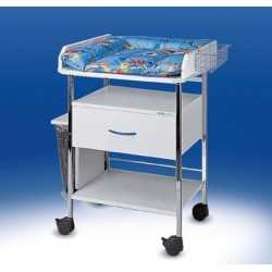 HAEBERLE Variocar 60 diaper-changing trolley