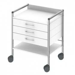HAEBERLE Variocar-Viva 60 basic trolley 3 830 mm high
