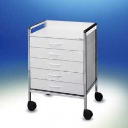 HAEBERLE Variocar-Viva 60 basic trolley 4 830 mm high