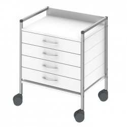 HAEBERLE Variocar-Viva 60 basic trolley 4 730 mm high