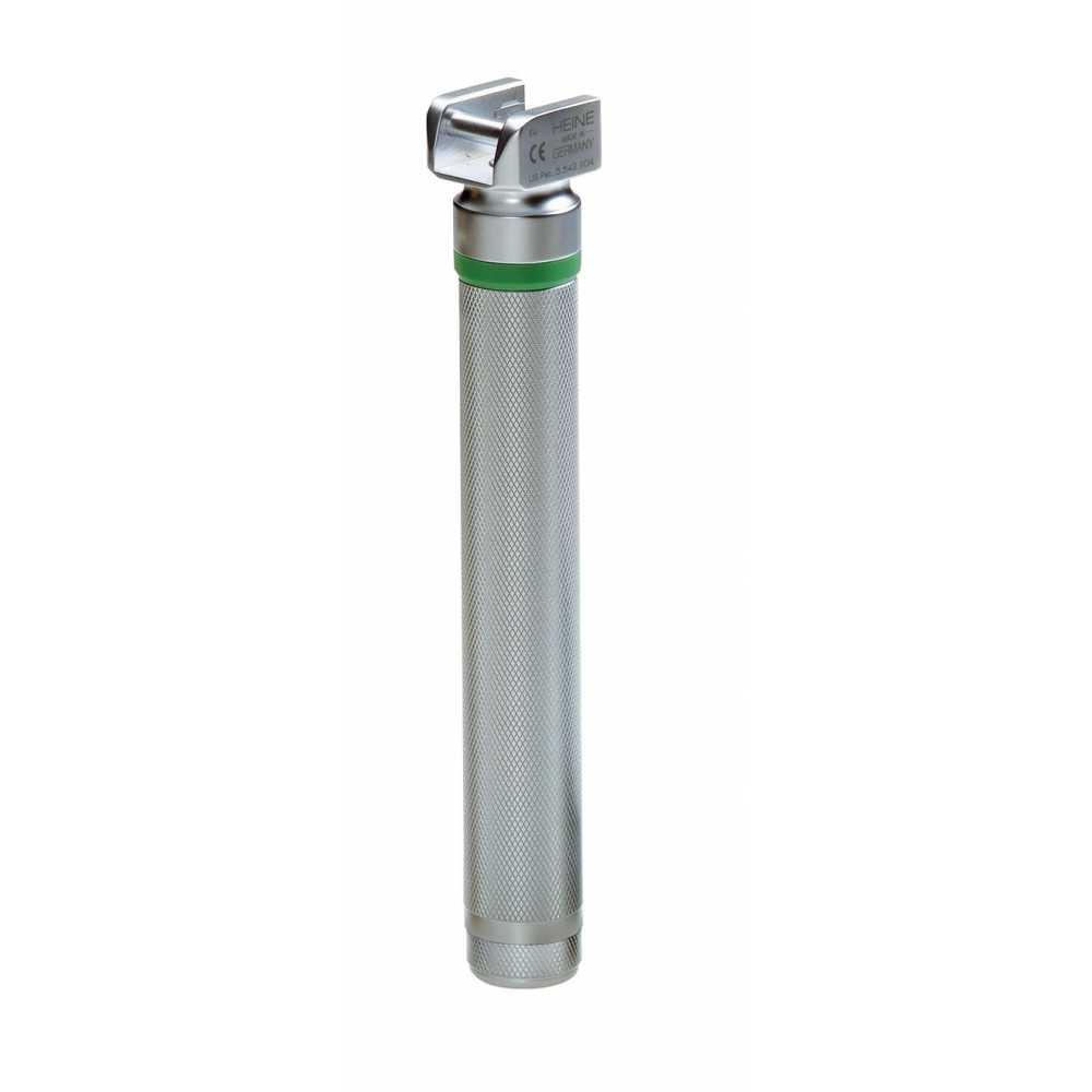 Poignée à piles pour laryngoscope HEINE FO SLIM (XHL), complète
