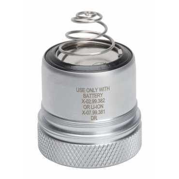Inserção inferior para cabo de laringoscópio HEINE FO padrão