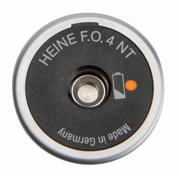 Inserção inferior para cabo de laringoscópio HEINE FO 4 NT