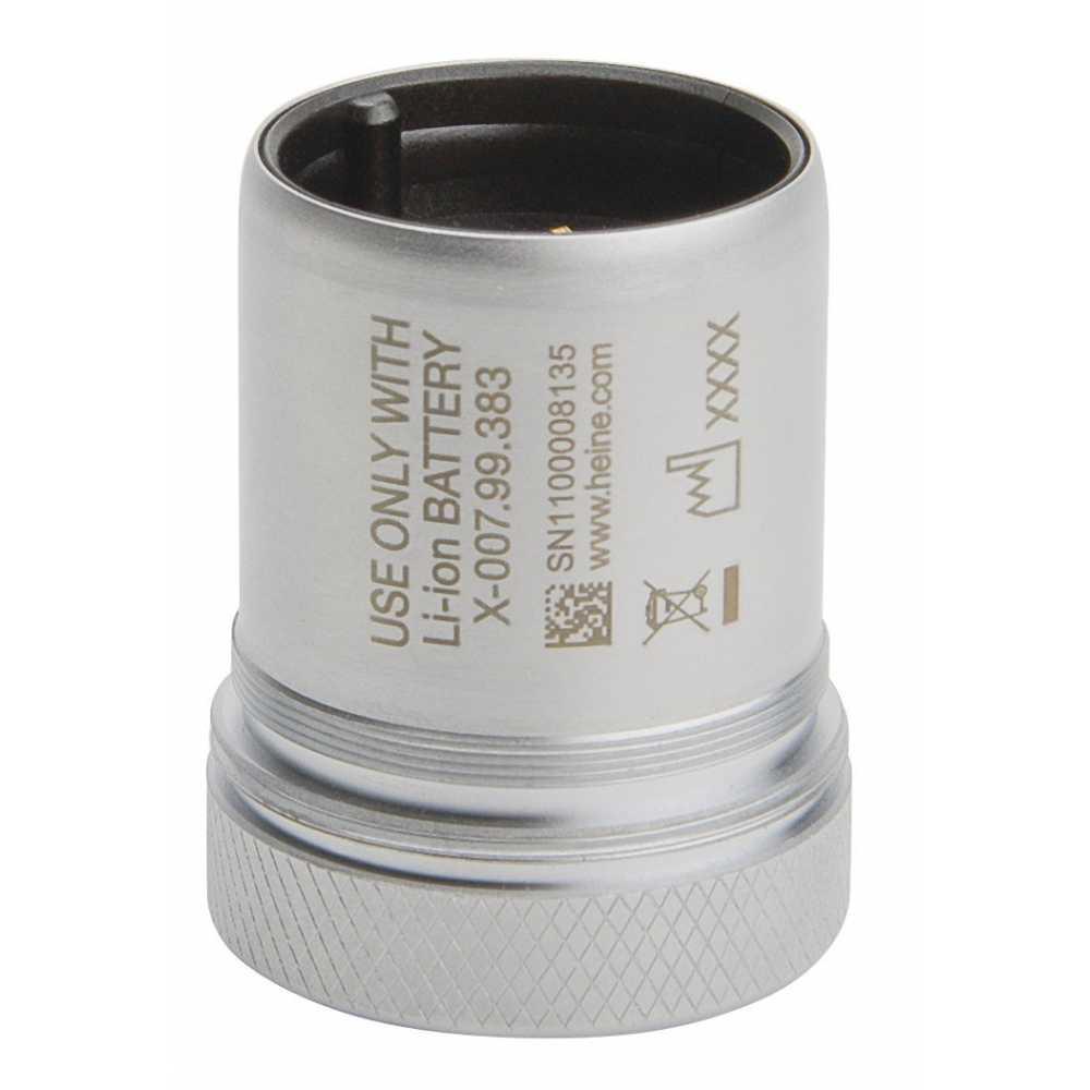 Bottom insert for HEINE Standard F.O. LED Laryngoscope Handle