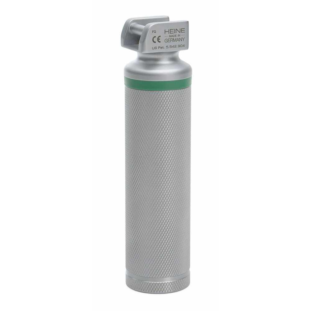 HEINE FO 4 SHORT LED NT Poignée de laryngoscope 2,5V Li-ion, complète