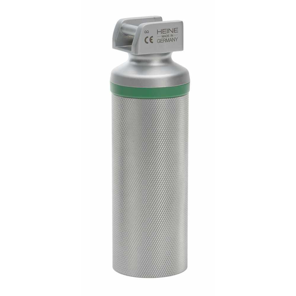 Poignée de laryngoscope HEINE Short FO LED 2,5V complète