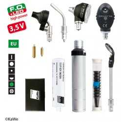 KaWe COMBILIGHT F.O.30 LED/E36 Diagnostic Set 3.5 V Finoff