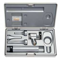 Kit de diagnostic vétérinaire HEINE G-112 USB +