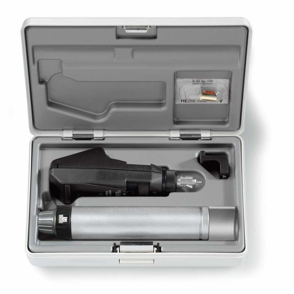 Set de rétinoscopes HEINE BETA 200