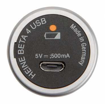 Inserção inferior HEINE BETA 4 USB
