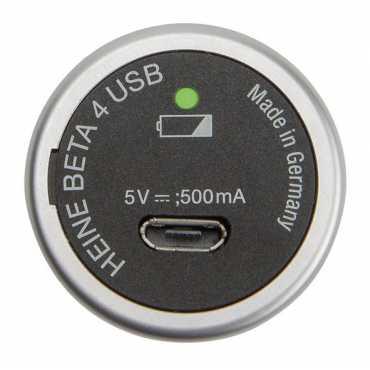 Inserto inferior HEINE BETA 4 USB