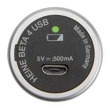 Inserto inferiore HEINE BETA 4 USB