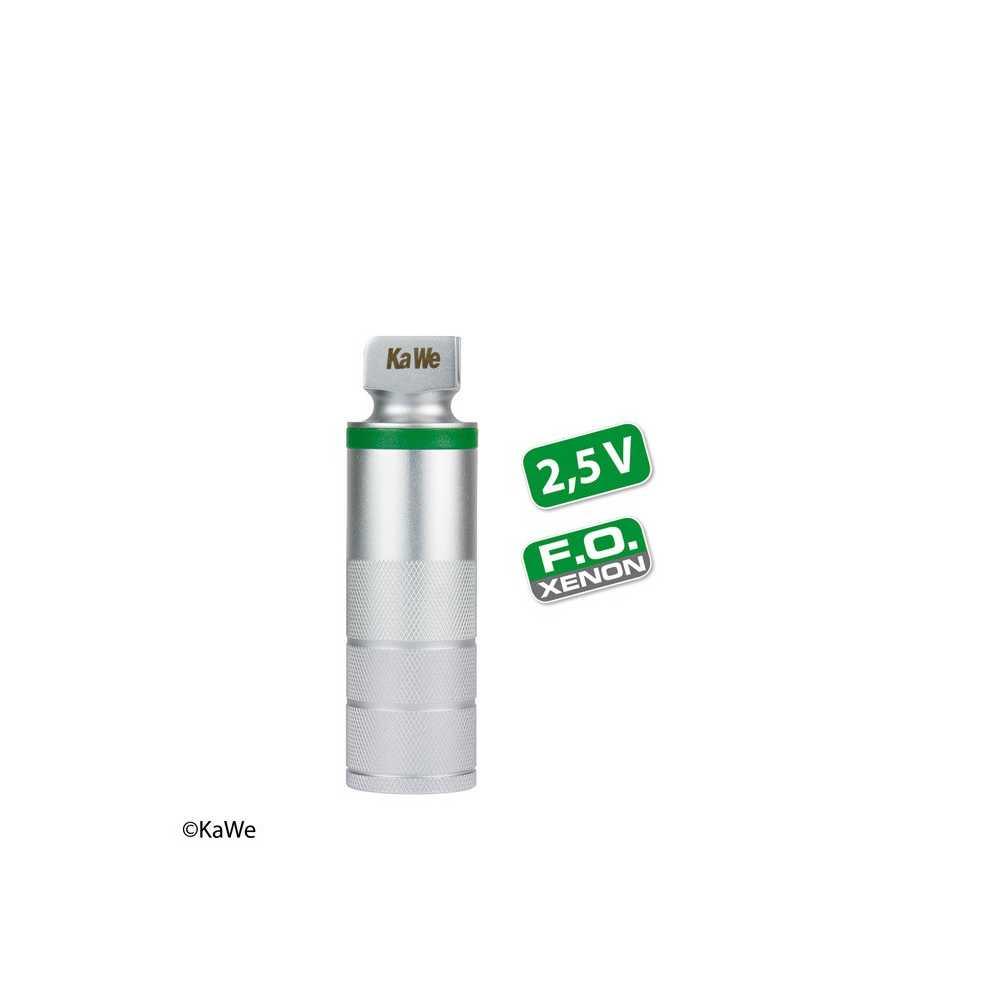 Poignée de batterie KaWe FO pour laryngoscope