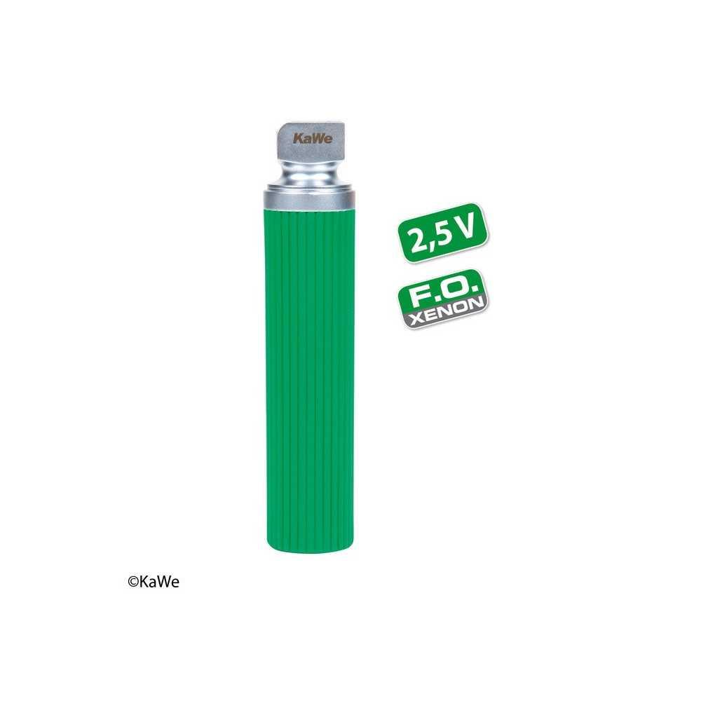 Mango de batería KaWe FO Economy verde