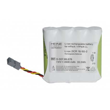 HEINE Li-ion rechargeable battery for mPack / mPack LL