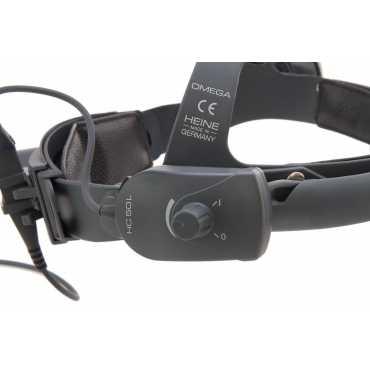 HEINE Hc 50 l Stirnband-Rheostat (ohne Stecktransformator)