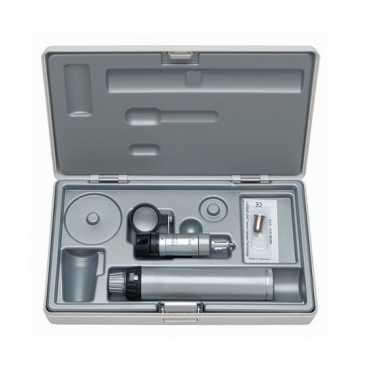 Conjunto de lâmpada de fenda manual HEINE HSL 150 C-266